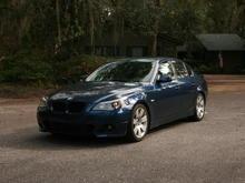 Garage - E60 530i