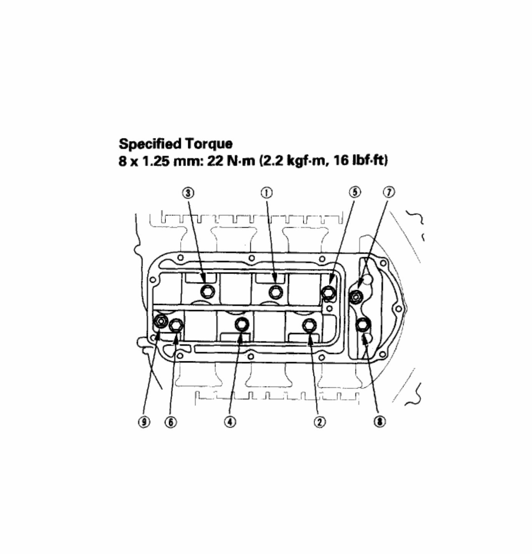 Torque Specs 2005 Acura Rl Intake Manifold