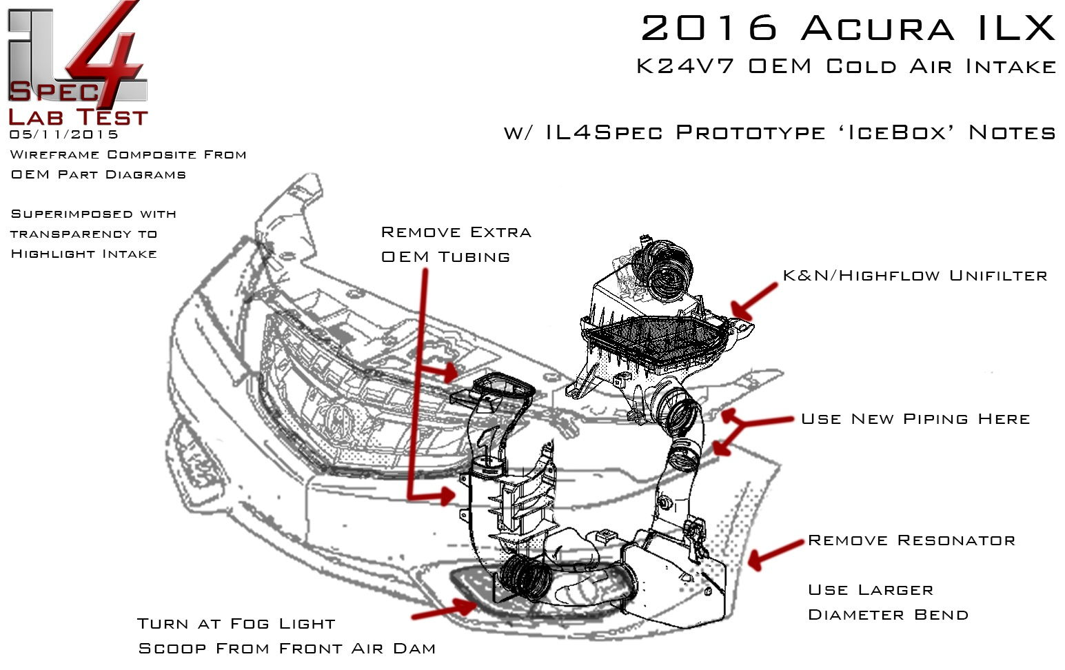 Aftermarket Parts For 2016 Ilx Acurazine Acura
