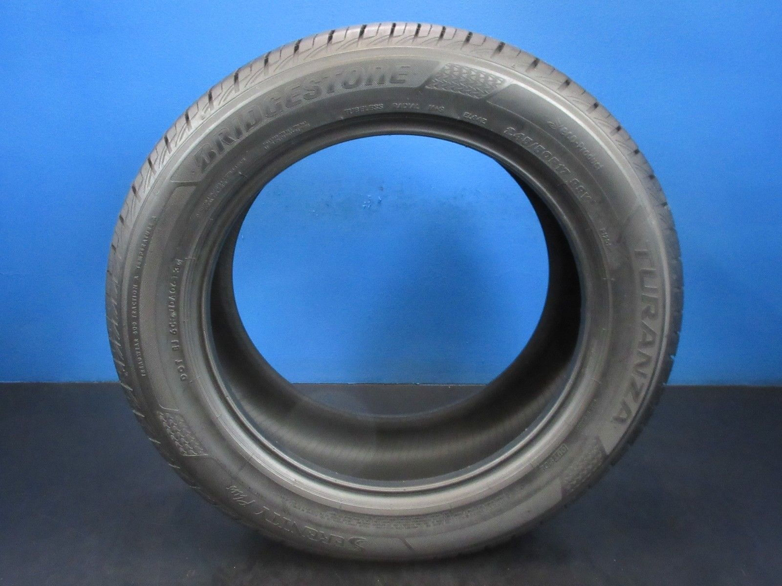 Bridgestone Turanza Serenity Plus >> Fs One Bridgestone Turanza Serenity Plus 245 50 17 Tire