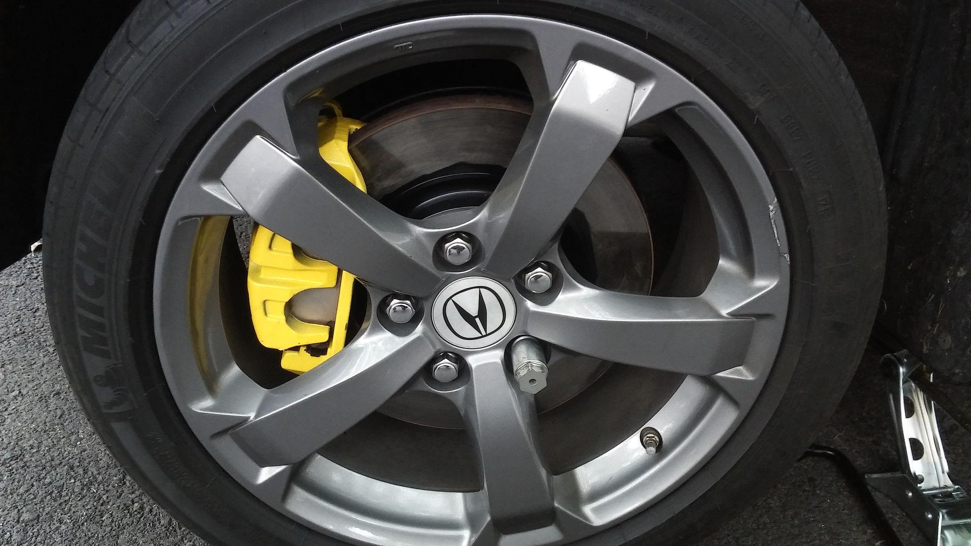 Brake Caliper Paint Kit Advance Auto