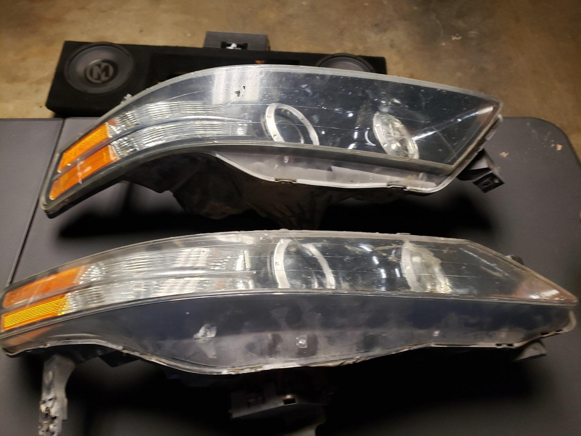 FS: 2007-2008 TL Type S OEM Headlights - AcuraZine - Acura ...