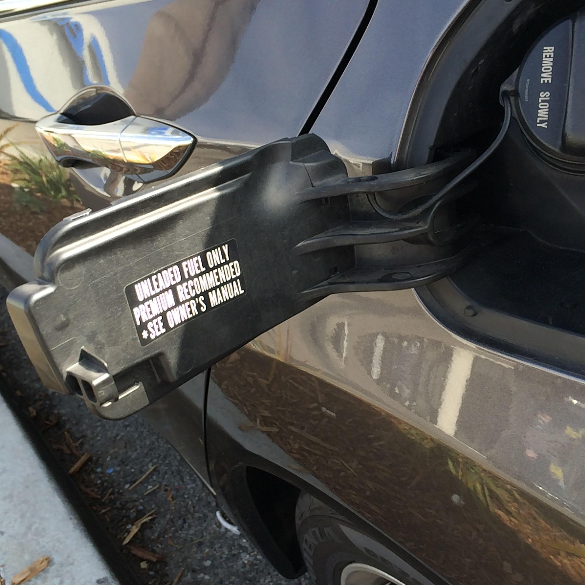 2009 tsx gas tank door arm replacement acurazine acura rh acurazine com Acura TL Grill Acura TL Rims