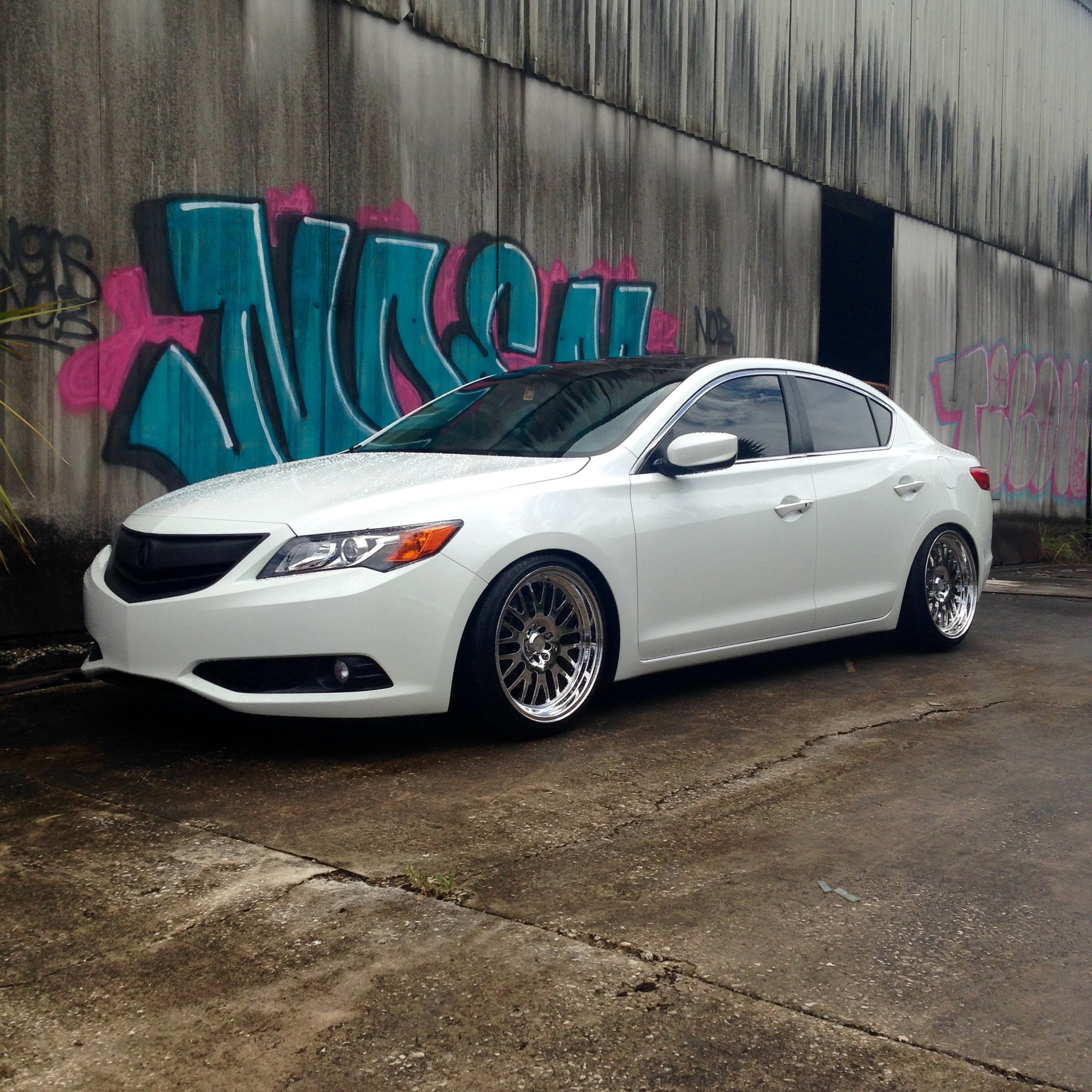 My 2013 Acura ILX Build