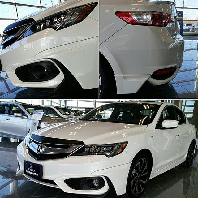 Aero Kit Front Rear Under Body 2016 Acura Ilx Acurazine