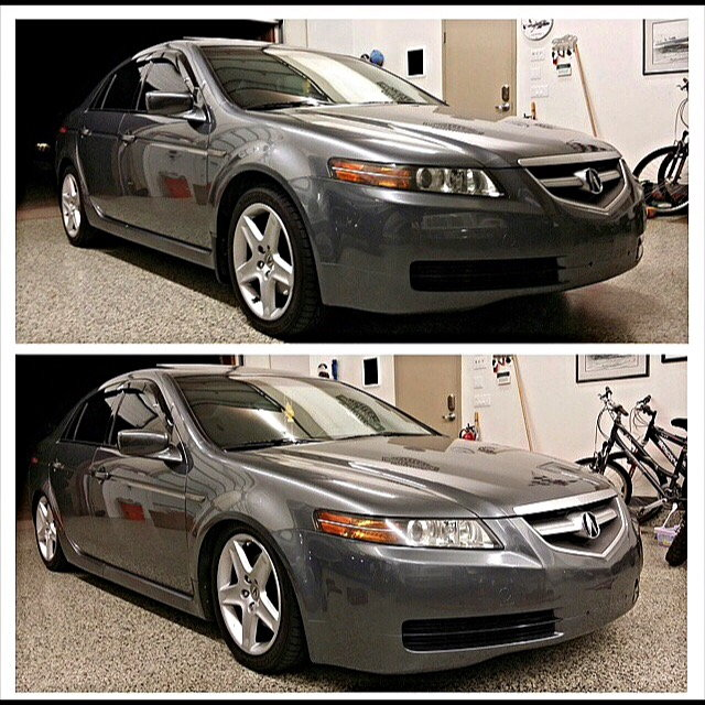 Shmanklin's 2005 TL Progress