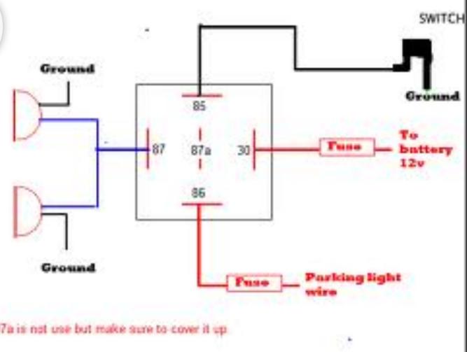 honda pilot fog light wiring diagram fog light wiring harness   acurazine acura enthusiast community  fog light wiring harness   acurazine