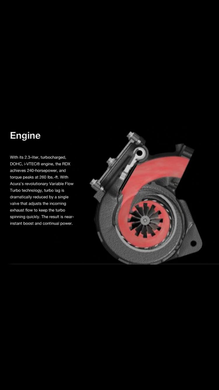 1G RDX Rattling Noise Off Accelerator - AcuraZine - Acura