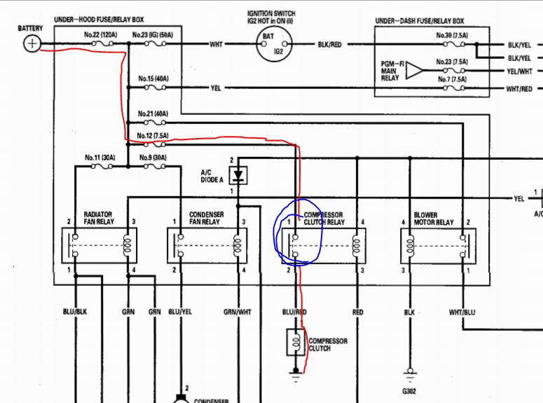 Acura Rdx Ac Wiring Diagram - Wiring Diagrams on