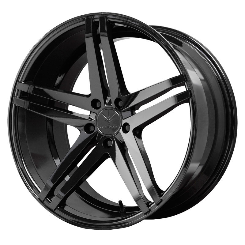 post your aftermarket rim and tire specs here acurazine acura 2009 Acura TL i went with the verde parallax black painted