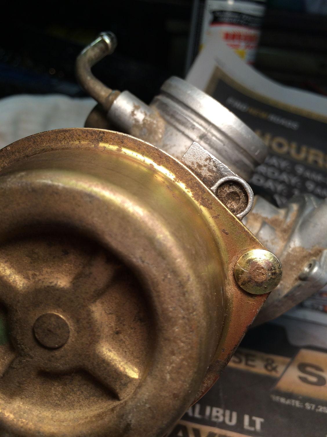 Mikuni Bst 31 Manual Air Compressor Wiring Diagram Makita Mac2400 Hitachi Ec12 Array What Is Small Copper Tube On Carb Atvconnection Com Atv Rh