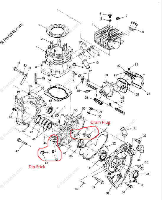 1995 Sportsman 400 Wiring Help Plz Atvconnection Com Atv Enthusiast Community