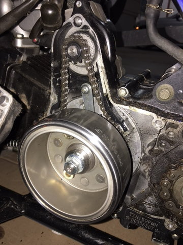 Coolster 125 atv won't stay running more than one minute