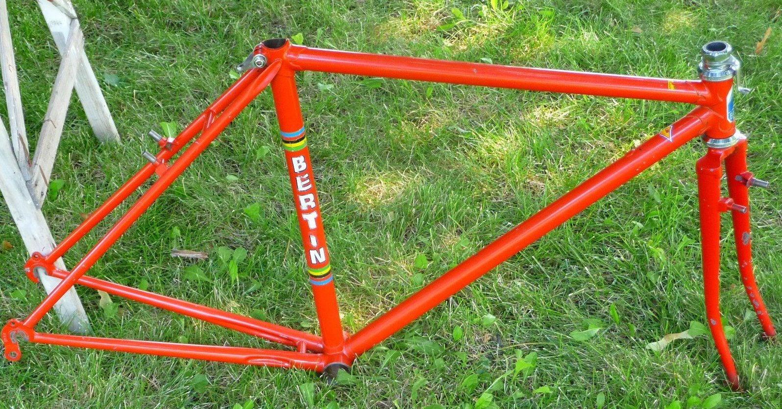 Mixte sizing? - Bike Forums