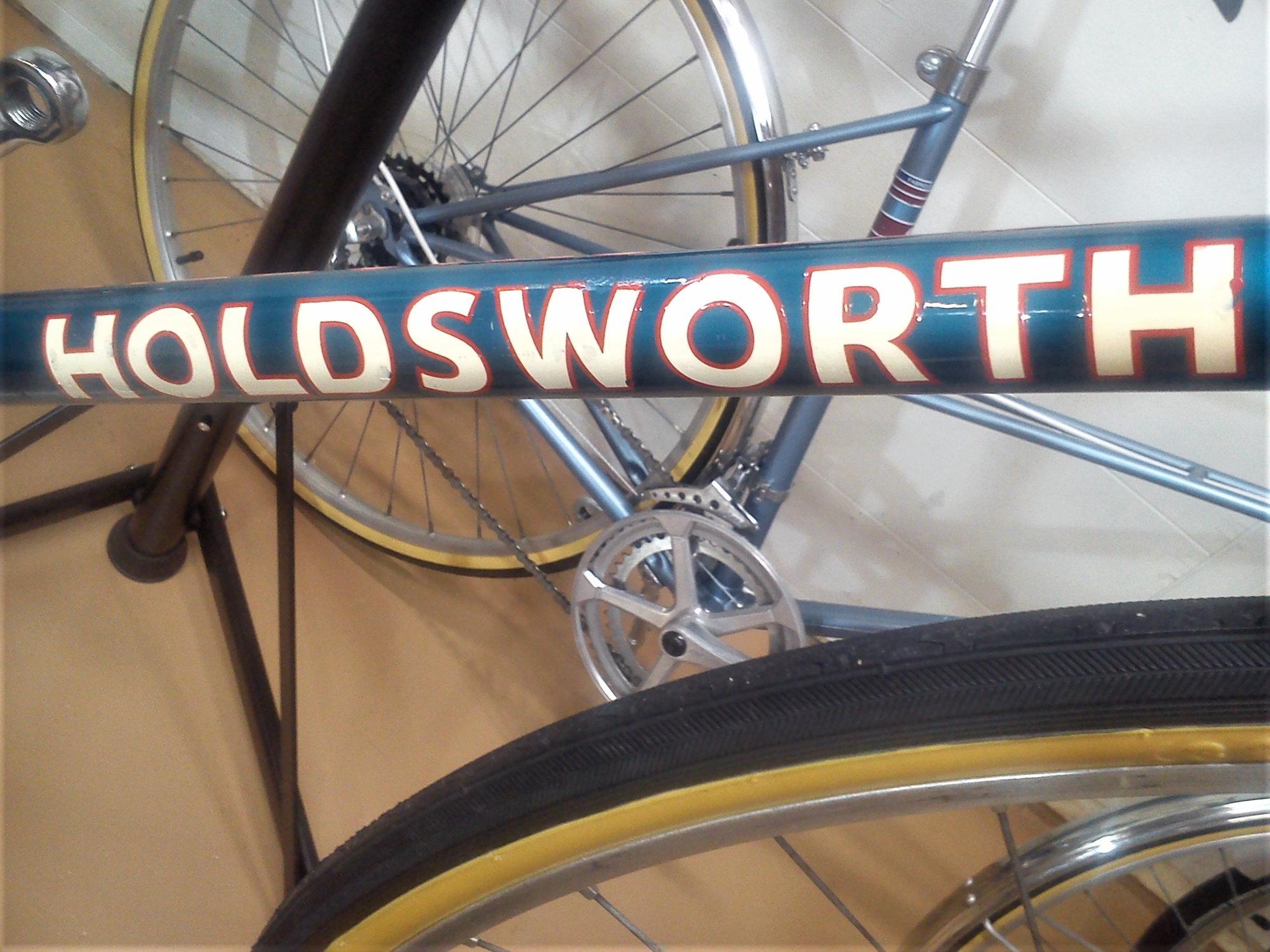 Holdsworth Gran Sport Bar Tape Brown
