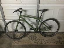 GT Peace bike 17:59