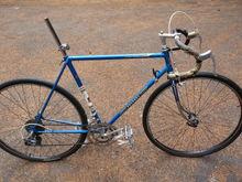 Peugeots and Brooks Professional saddles