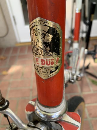 The Dura, 1972 Reynolds 531 Campagnolo Nuovo