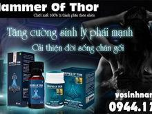 Cải thiện đời sống chăn gối với hammer of thor
