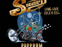 SKARD rock band - true biker rock