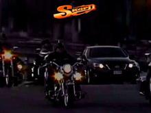 Skard rock band riding