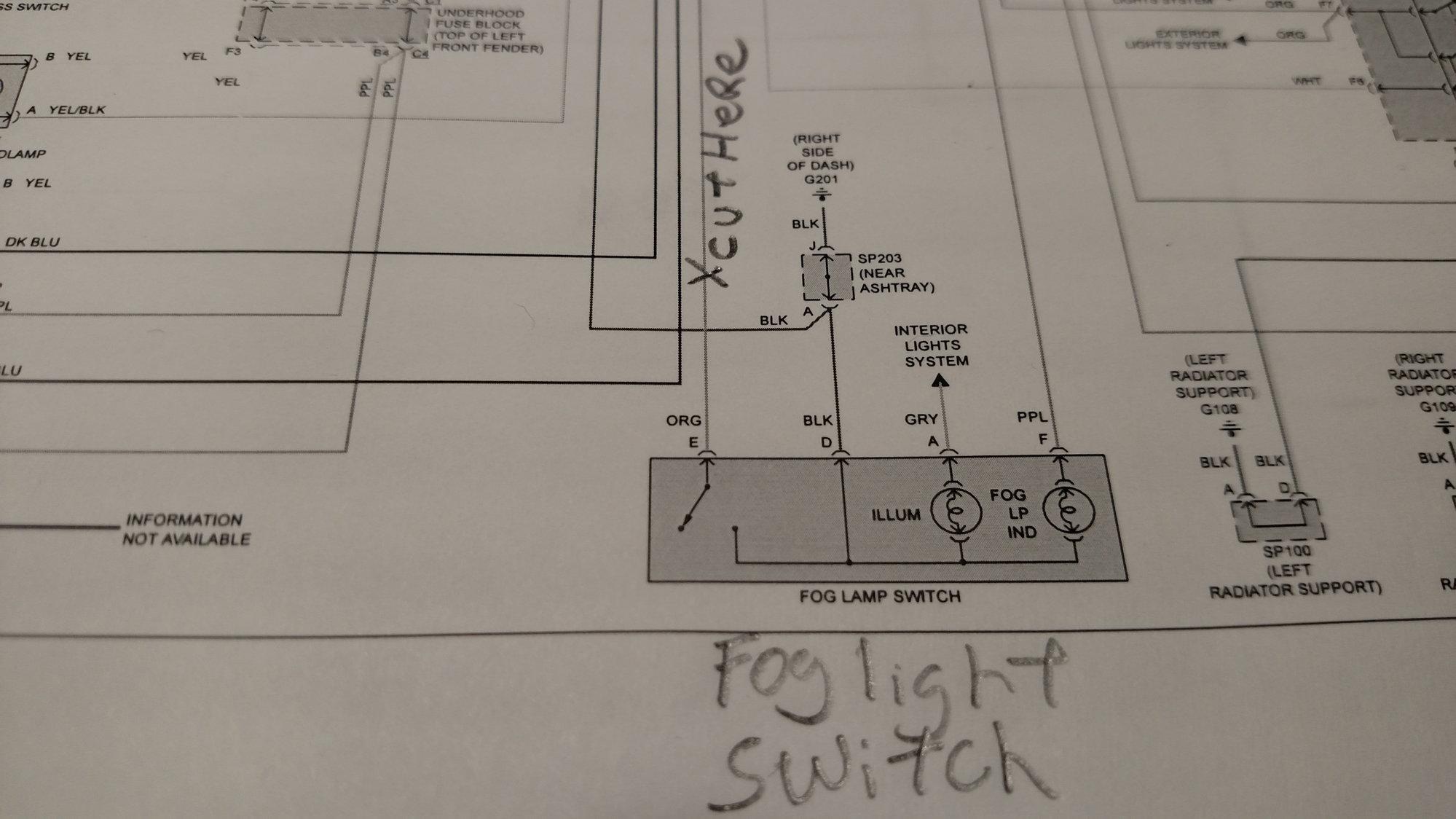 12 Volt Wiring Diagram Fog Lamp Wiring Diagram Home