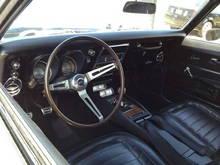 1968 Camaro RS