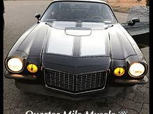 Classic Camaro's by QMM 704-664-9544