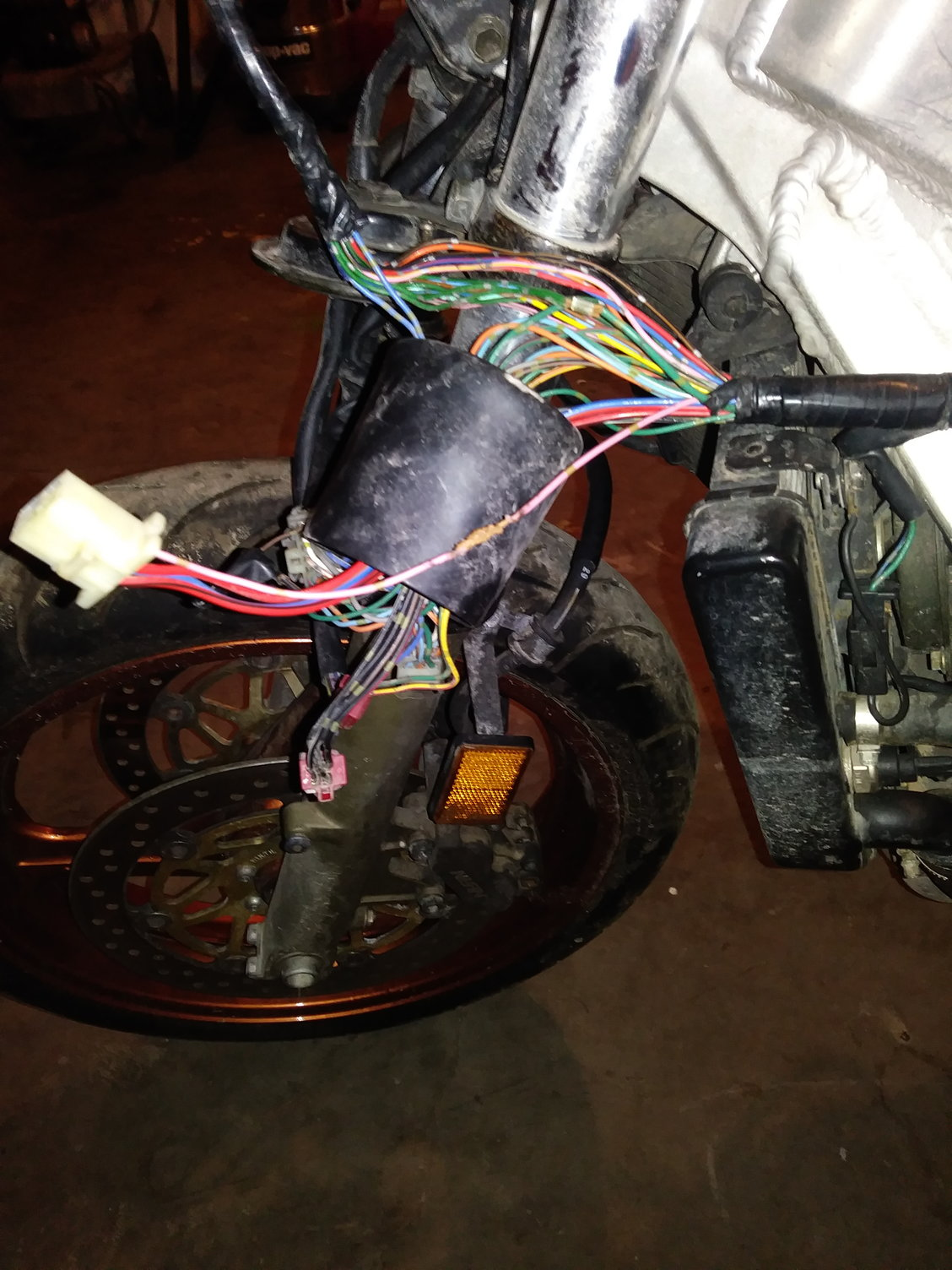 Zener Diode Issue - CBR Forum - Enthusiast forums for Honda