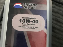 Is this the correct oil ?