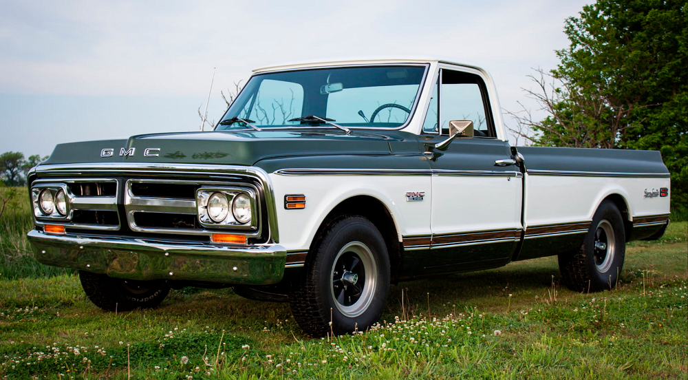 Auto Resto Students Restored This Awesome 71 Gmc Sierra Grande