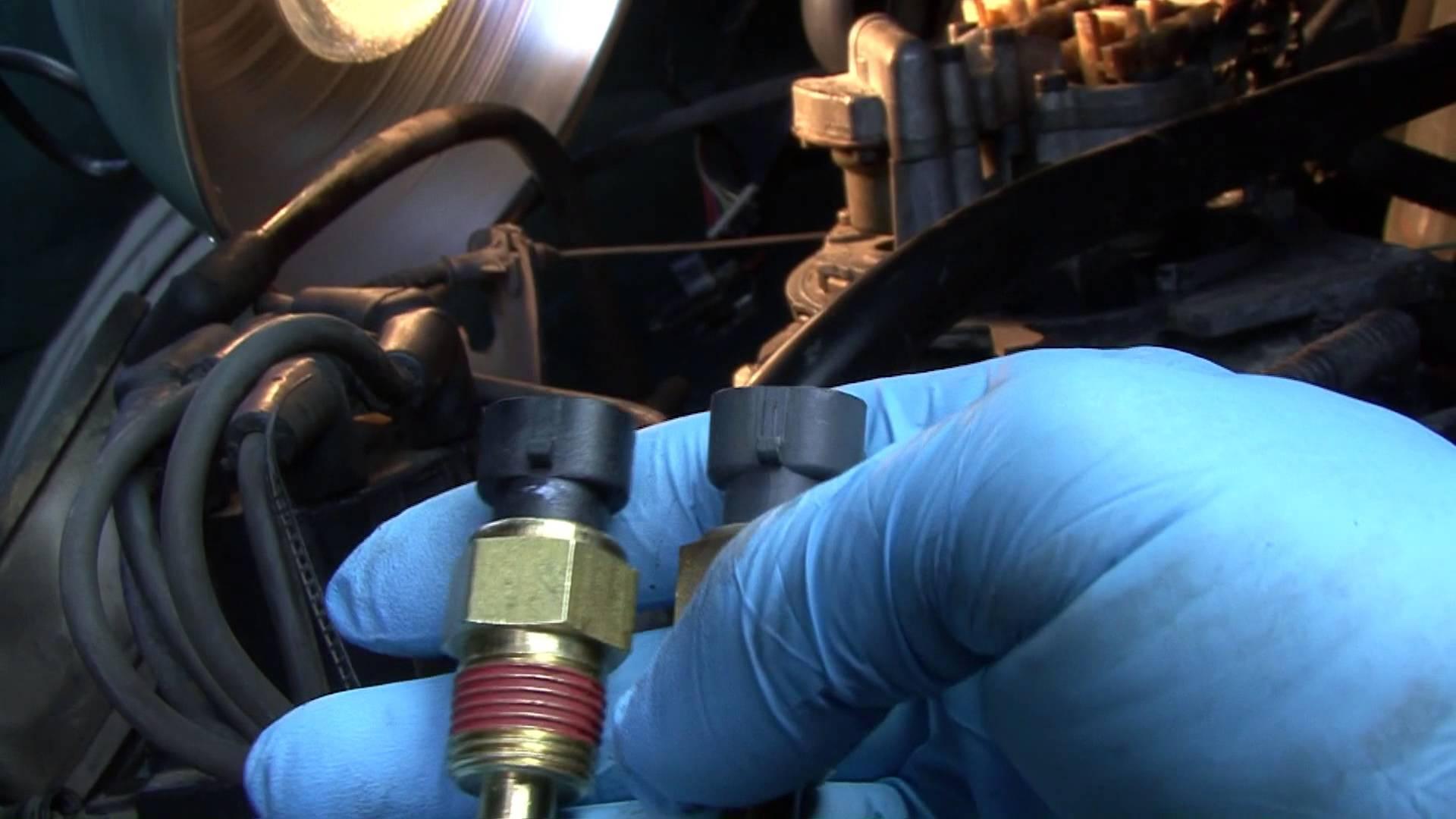 1997 5.7L Vortec ECT Sensor Questions - Chevrolet Forum ...