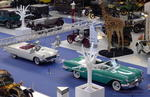 Autoworld expo Brussels