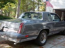 1988 Cutlass Supreme Classic