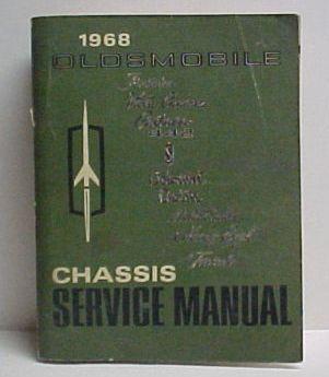 1968 Wiring Diagram Classicoldsmobile Com