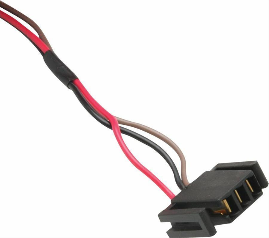 Broken HEI distributer 3-wire connector - ClassicOldsmobile.com