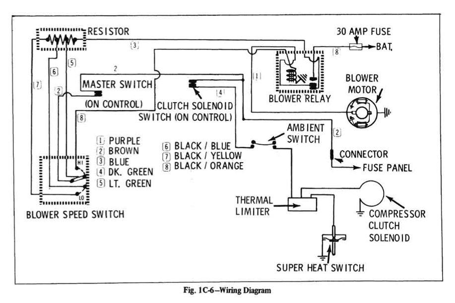 1972 Cutlass Wiring Schematic - Wiring Diagram