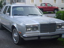 1984 Chrysler 5th Ave