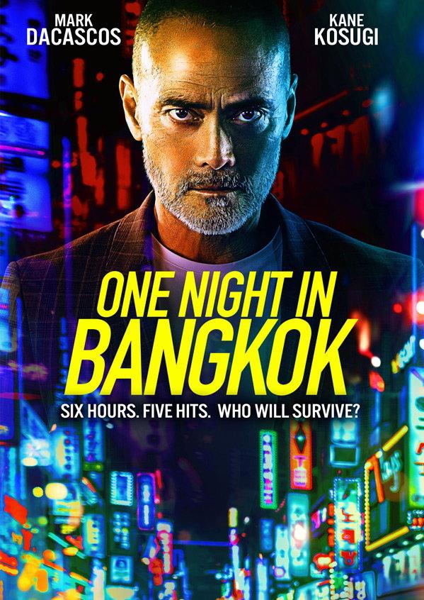 Одна ночь в Бангкоке / One Night in Bangkok / 2020/ ЛМ / DVDRip
