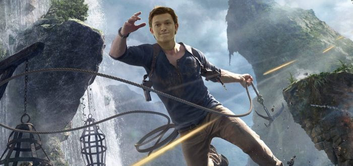 Uncharted 2021