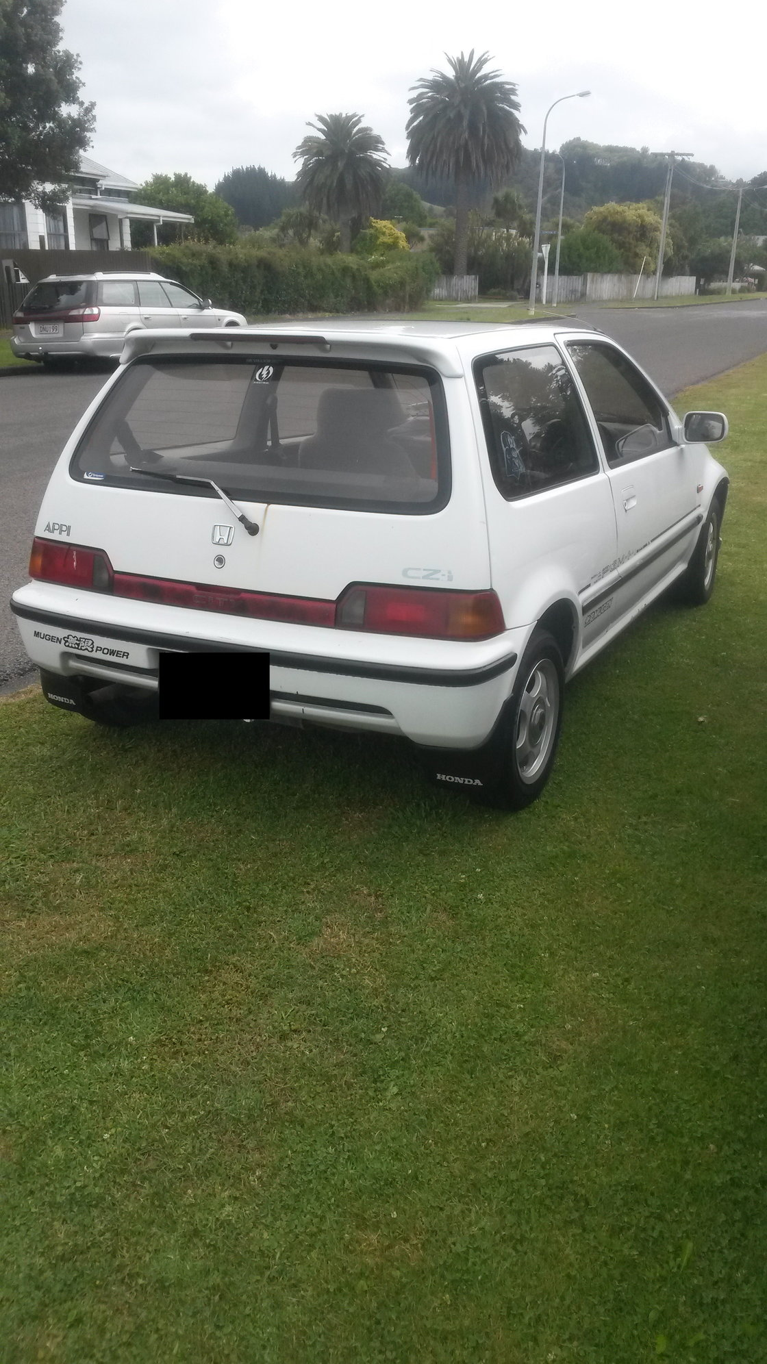 FS 1990 Honda City Mugen 2 door hatch - need idea on price ...