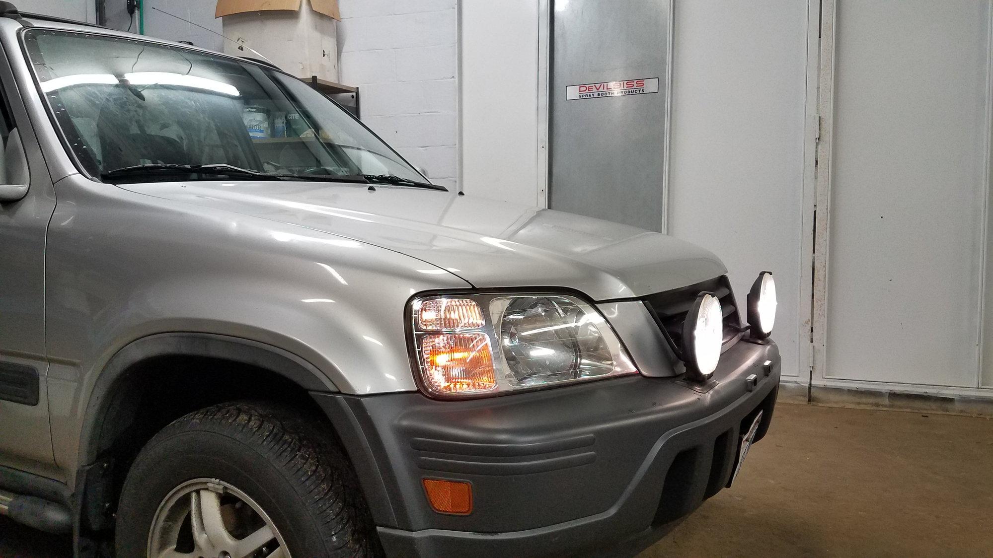 Oem Crv Foglights Not Working  No Power To Lights - Honda-tech