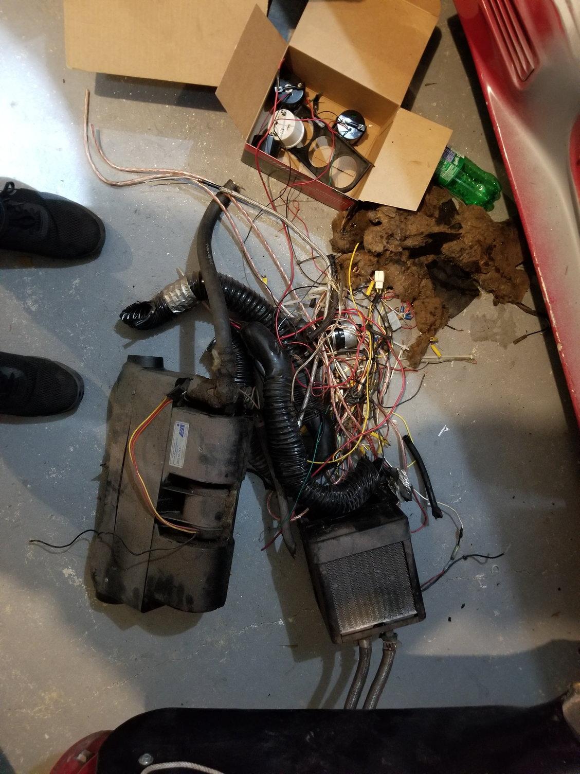 Phenomenal Wiring Mess Hondatech Wiring Diagram General Wiring Digital Resources Inamapmognl
