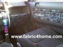 dd01458d128e car interior by fabric4home