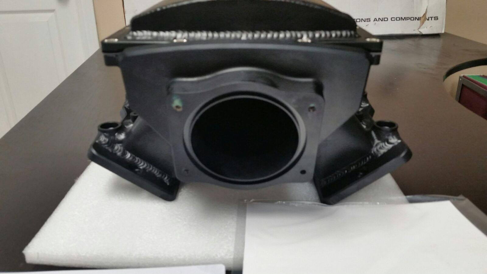 Brand New in the Box HOLLEY SNIPER EFI FABRICATED RACE SERIES INTAKE  MANIFOLD