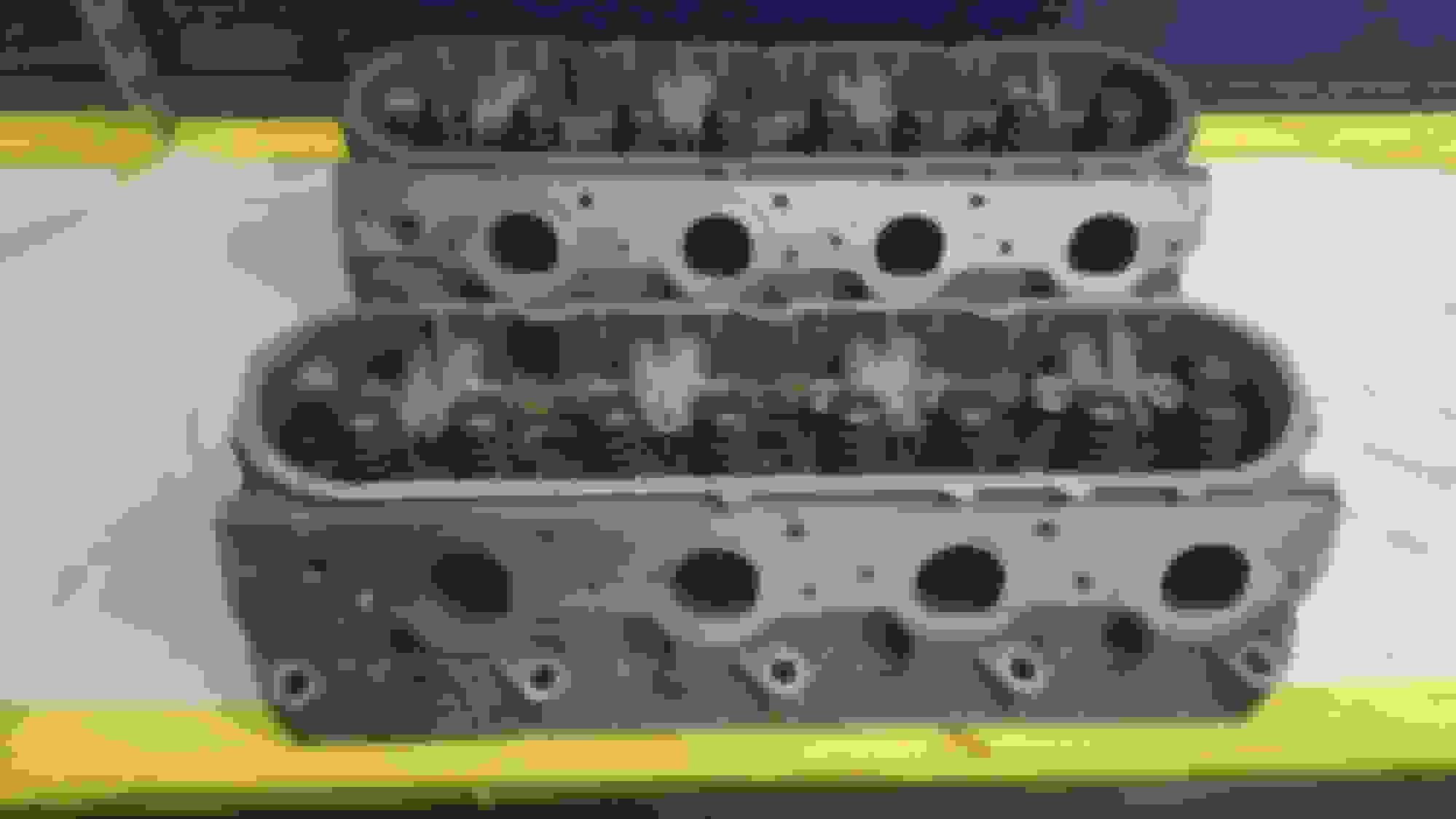 0821 head castings? - LS1TECH - Camaro and Firebird Forum