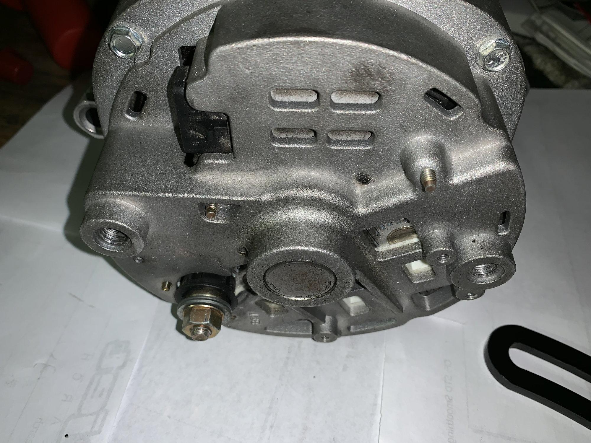 Remy 91411 Alternator For 93