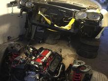 My Camaro project