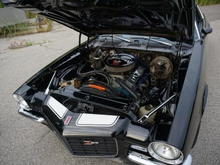 350 sbc is an icon but may someday be an LS1