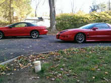 My 2002 N.H.R.A. Formula and my 1999 Z28